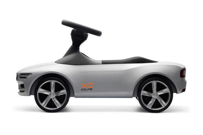 Volvo Cars dévoile un mini Coupé