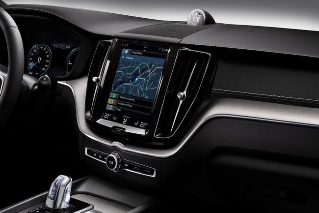 Nouveau partenariat entre Volvo Cars et Google
