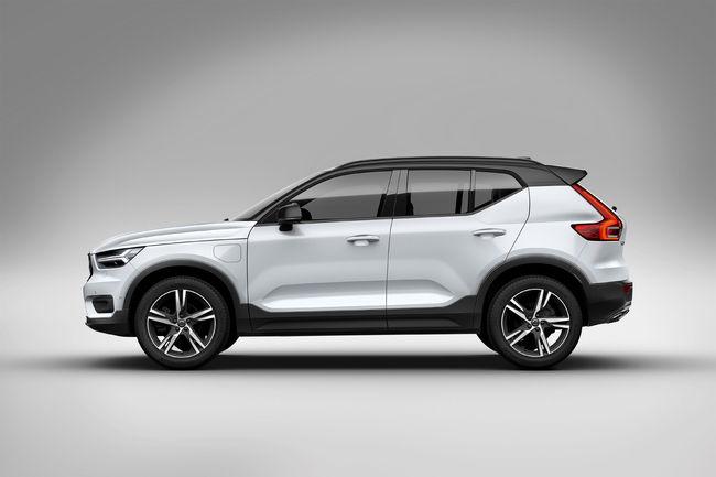 Offensive électrique pour Volvo Cars