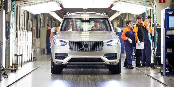 Volvo Cars s'implante aux États-Unis