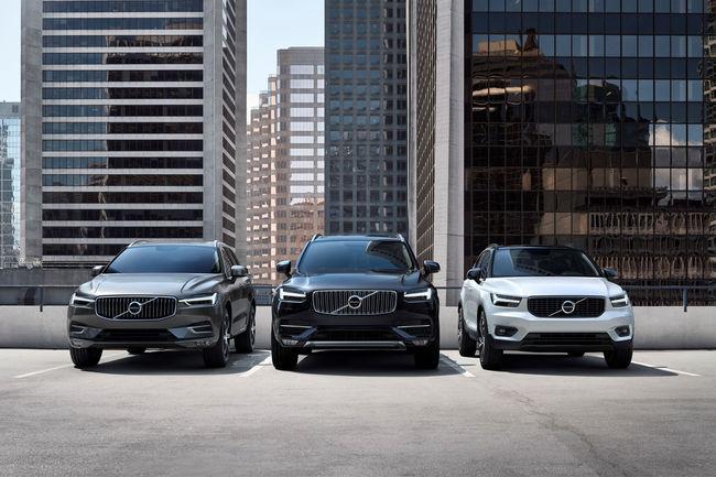 Volvo Cars annonce la fin de ses modèles diesel
