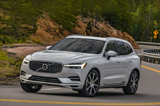 Ventes record pour Volvo Cars en 2017