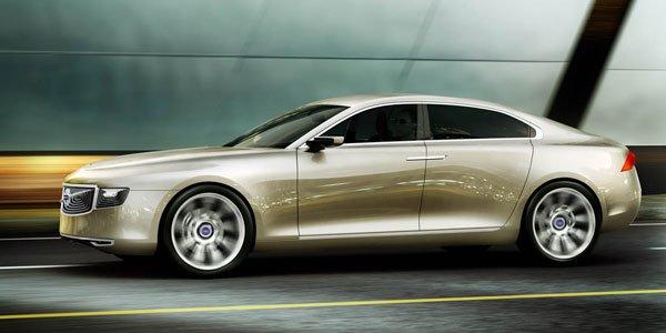 Volvo Concept Universe, changement en vue