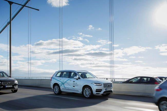 Le programme Volvo Drive Me arrive en Angleterre