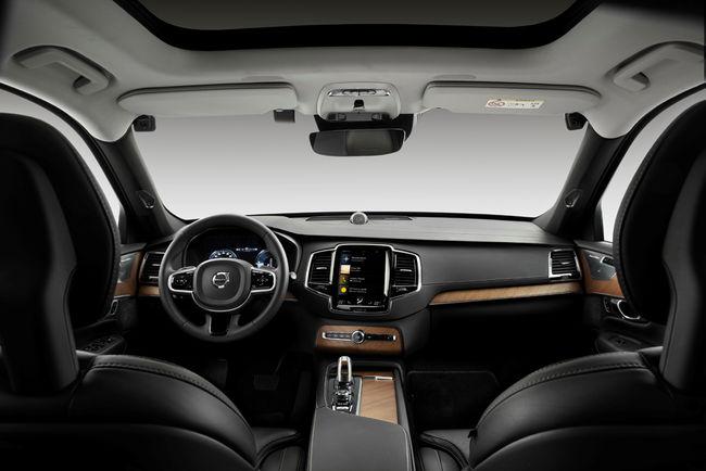Volvo Cars présente son système de détection de vigilance