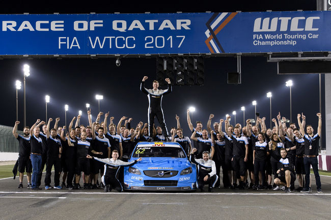 Volvo S60 et V60 Polestar Performance World Champion Editions