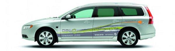 Volvo : des hybrides «plug-in» en 2012