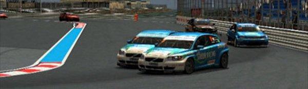 Faites la course avec « Volvo-The Game »