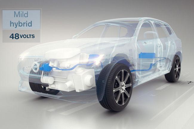 Volvo passera en mode tout électrique dès 2019