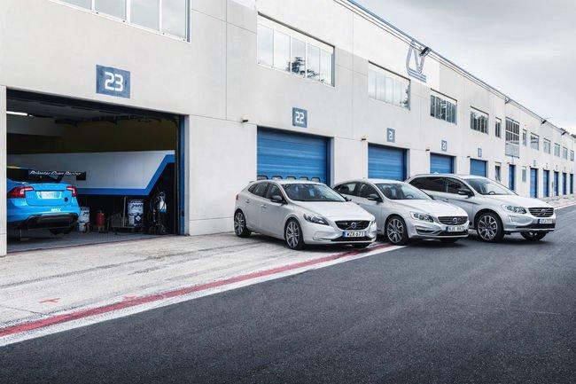 Nouvelle gamme d'équipements Volvo Polestar