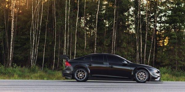 Volvo arrive en WTCC avec Polestar Cyan Racing