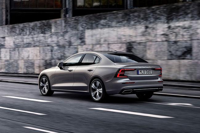 Plus de diesel pour la nouvelle Volvo S60
