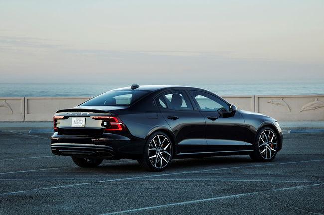 La nouvelle Volvo S60 arrive en France