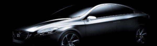 La future Volvo S60 façon coupé 4 portes