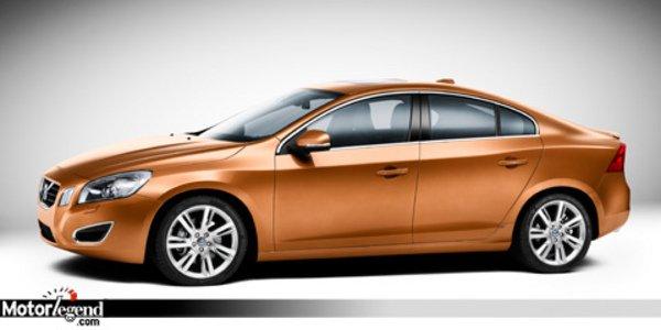 La nouvelle Volvo S60 se dévoile