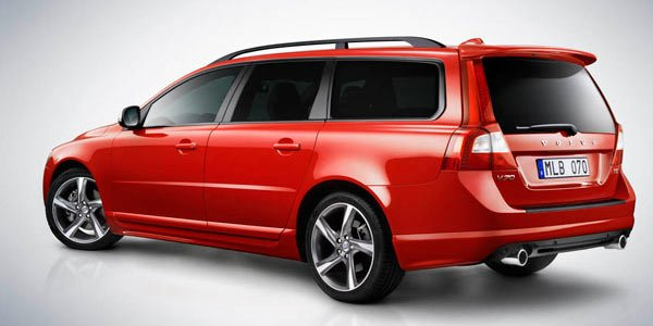 Volvo S80 Executive et V70 R-Design