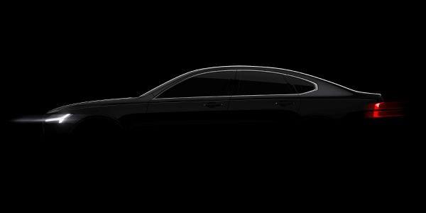 Volvo dévoile sa berline S90 avec HoloLens