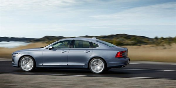 Volvo S90 : finitions, moteurs et tarifs