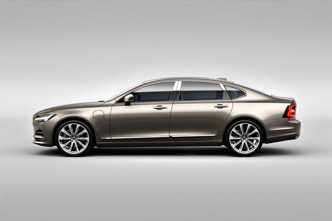 Volvo S90 : la déclinaison Excellence
