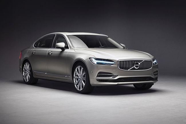 Volvo Concept S90 Ambiance : expérience sensorielle inédite