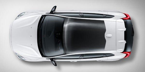 Volvo V40 Carbon Edition : édition très limitée