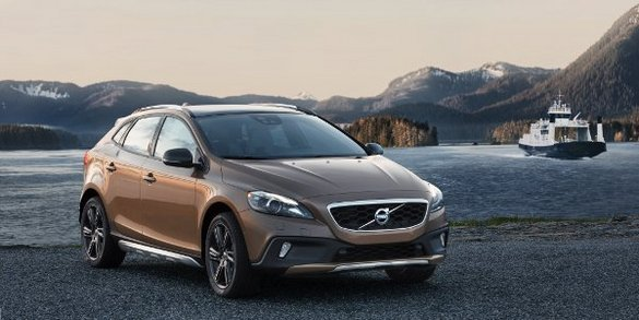 Volvo V40 Cross Country : look baroudeur