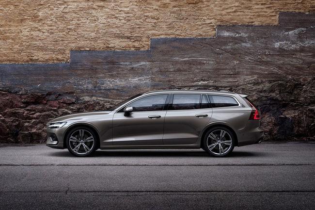 Nouveau Volvo V60