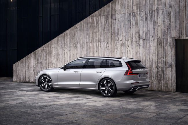 Volvo V60 R-Design : le plein de sportivité