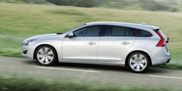 Volvo présente le V60
