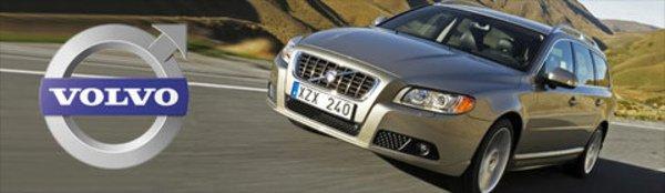 Volvo V70 : marque de fabrique