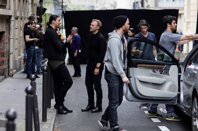 Zlatan Ibrahimovic reprend du service chez Volvo