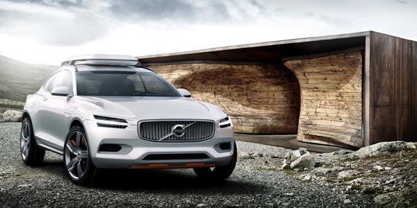 Volvo XC Coupé : enfin les photos !