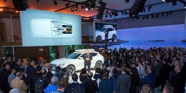 Le Concept Volvo XC Coupé primé