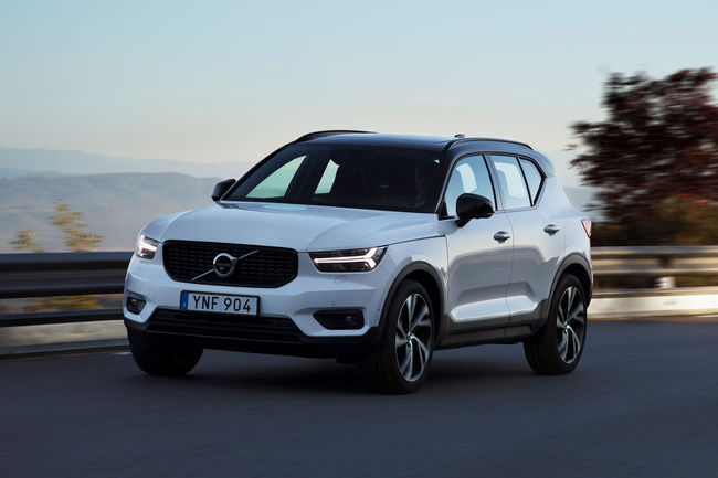 Volvo va augmenter la production de son SUV XC40