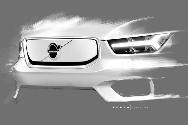 Volvo en dit plus sur son SUV XC40 100% électrique
