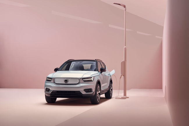 Volvo XC40 Recharge : Volvo passe au tout électrique