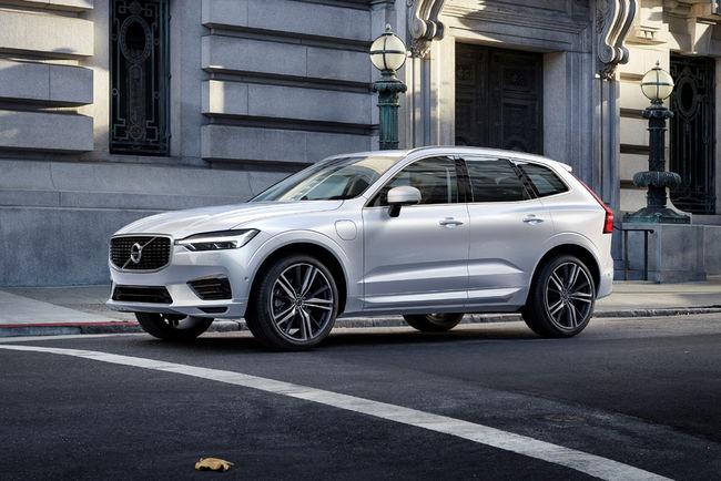 Production lancée pour le Volvo XC60