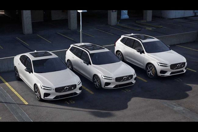 Volvo XC60 et V60 Polestar Engineered : pour les USA