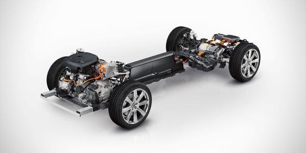 Nouvelle gamme Volvo XC90 : puissante et propre