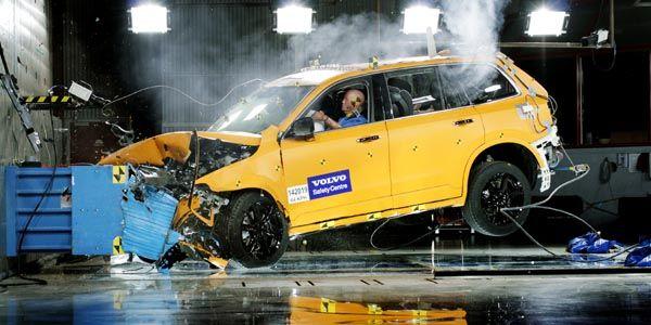 Volvo XC90 : la sécurité avant tout