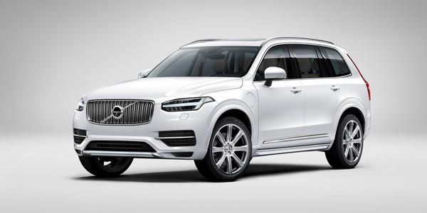 Immersion virtuelle dans le Volvo XC90