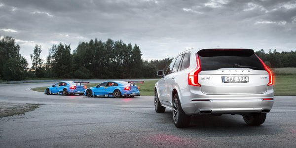Polestar booste (un peu) les performances du Volvo XC90