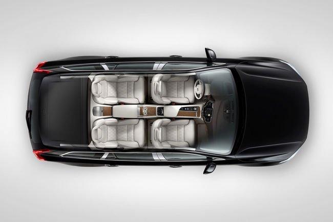 XC90 Excellence : le SUV de luxe vu par Volvo