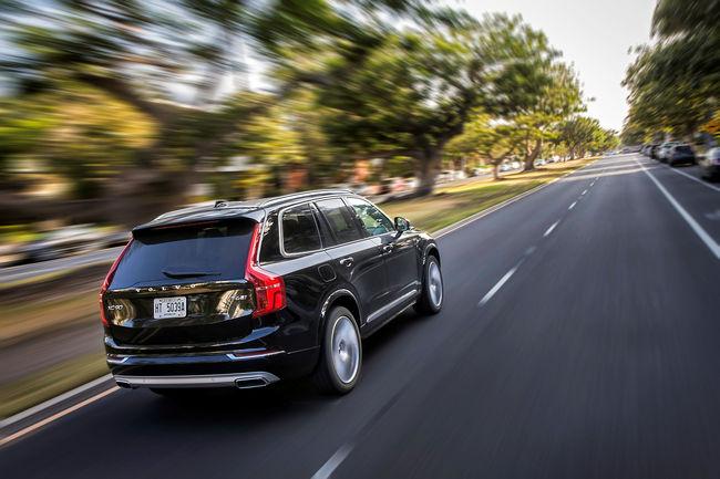 Volvo Cars va produire son XC90 en Inde