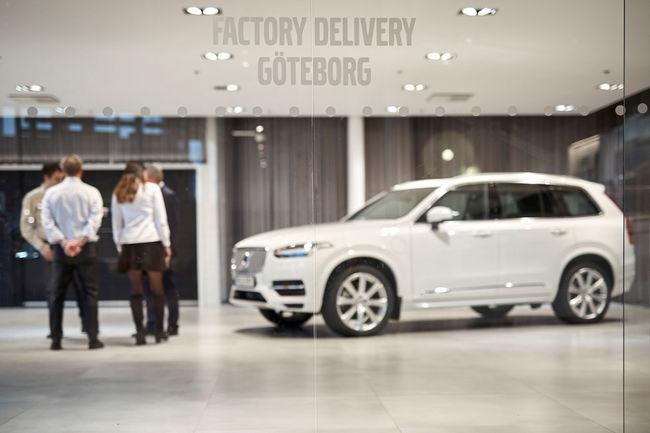 Voiture autonome : Volvo met les familles suédoises à contribution