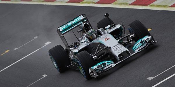 Vue à 360° dans la F1 de Lewis Hamilton