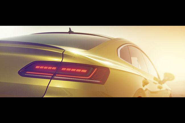 Premiers teasers pour la VW Arteon
