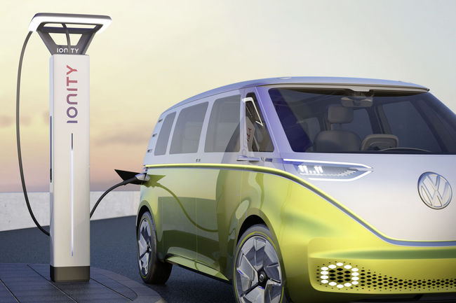 VW présente son programme « electric car for all »