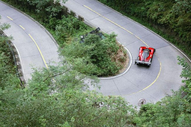 VW ID.R : la vidéo du record de la Tianmen Road