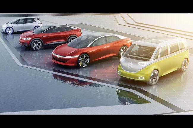 VW précise son offensive électrique